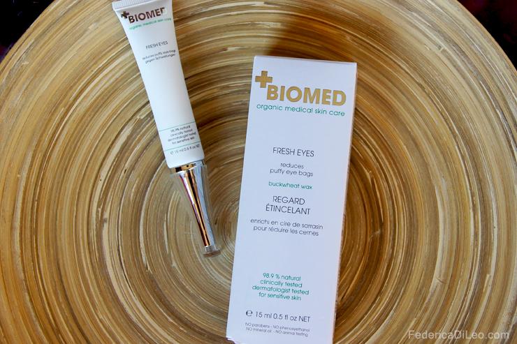 Contorno occhi Fresh Eyes di Biomed