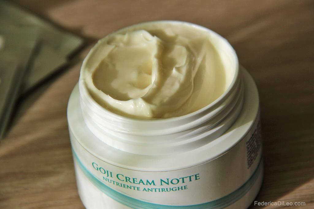 Goji Cream Notte