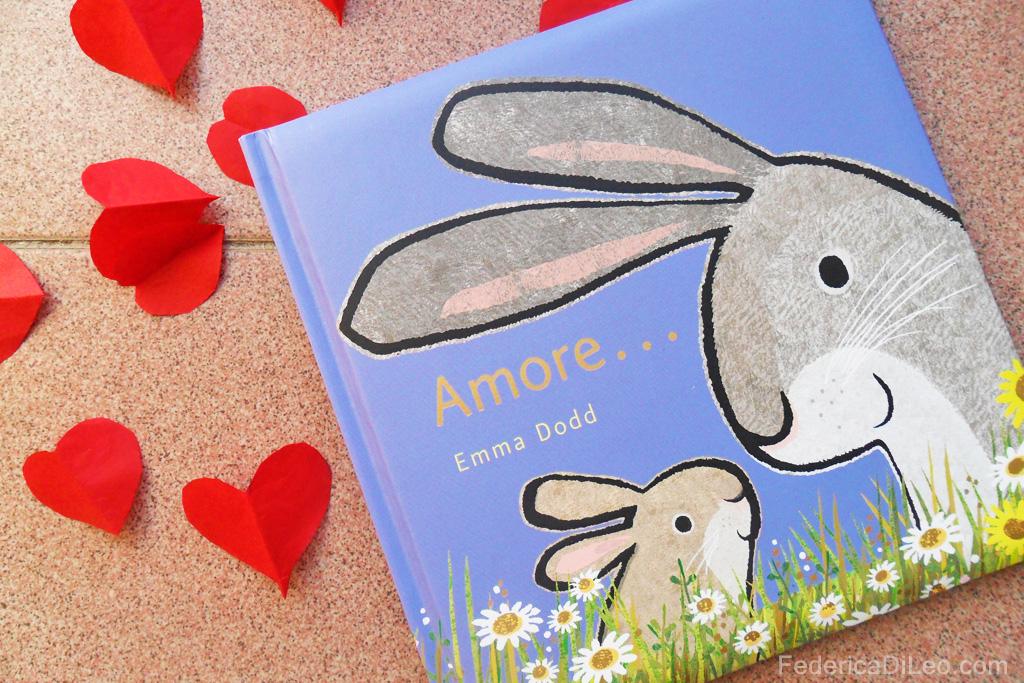 Amore Emma Dodd libri per bambini